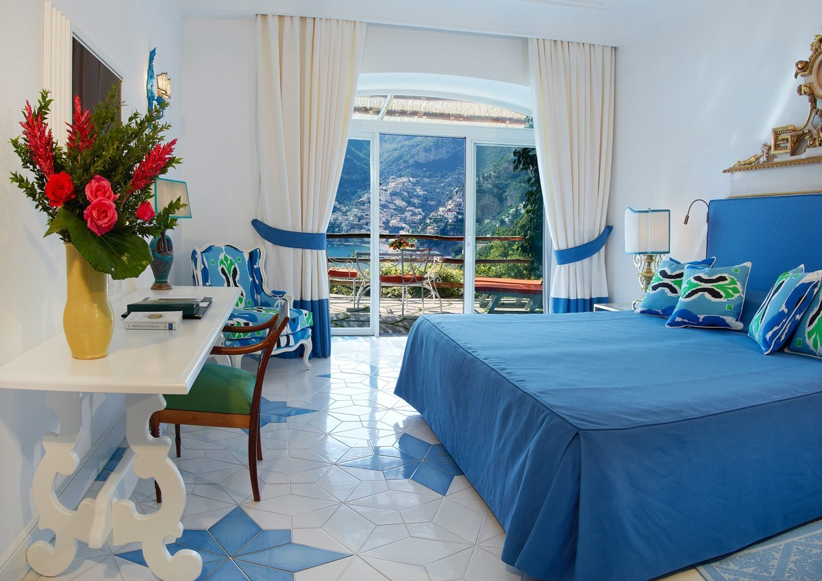 Elite room at il san pietro positano